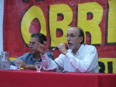 El objetivo de la Izquierda es ingresar al Concejo Deliberante