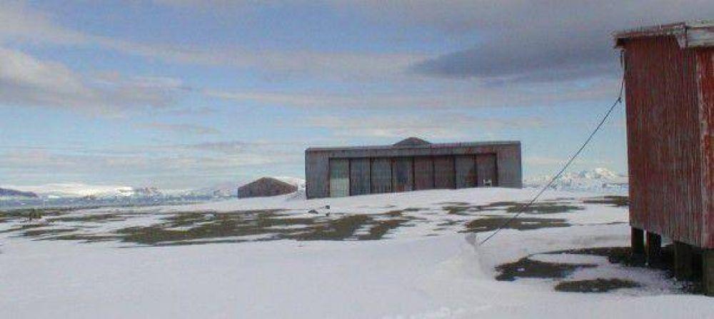 La Base Antártica Petrel volverá a ser permanente