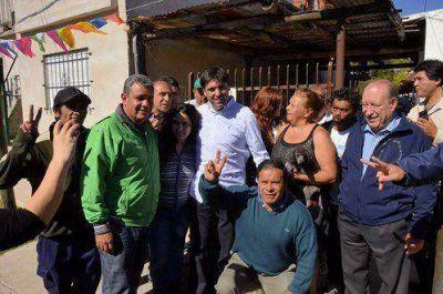 Diego Bossio recorri� San Fernando