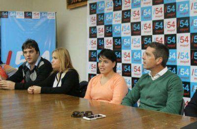 Se proclamaron los candidatos del Movimiento Popular Fueguino