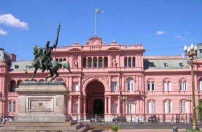 Hoy habrá desfile de dirigentes fueguinos en la Casa Rosada