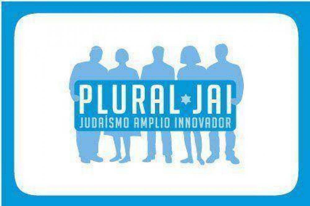 Plural Jai respaldó a la DAIA