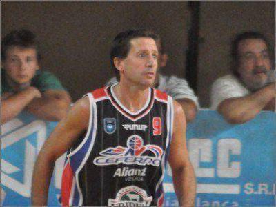 El basquetbolista Leo Sandón candidato del Pro por el circuito Valle Inferior