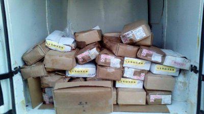 La carne decomisada en Bariloche iba a una fábrica de chacinados