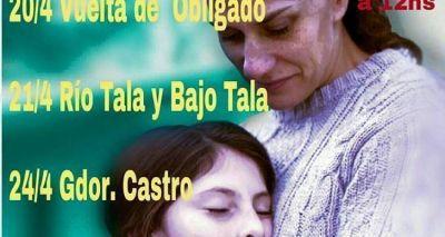 Garrafas: El gas del programa Hogar en Obligado, Tala, Santa Lucía y Castro
