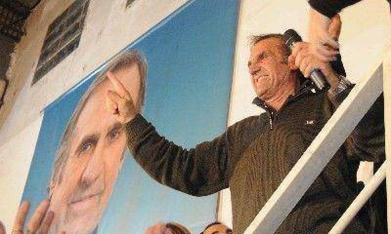 """Reutemann: """"El peronismo es un terremoto"""""""