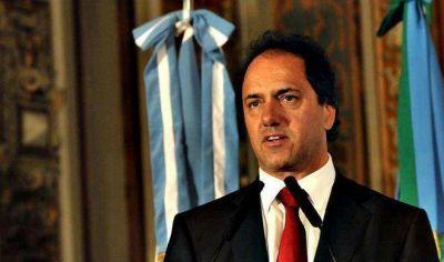 Scioli lanza en el Coliseo Podestá de La Plata los Juegos BA 2015