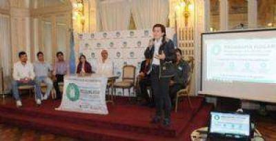 El Gobierno lanzó el programa nacional Hogar