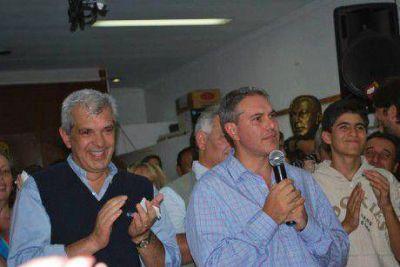 """Darío Golía: """"Julián Domínguez conoce la provincia, en las buenas y en las malas"""""""