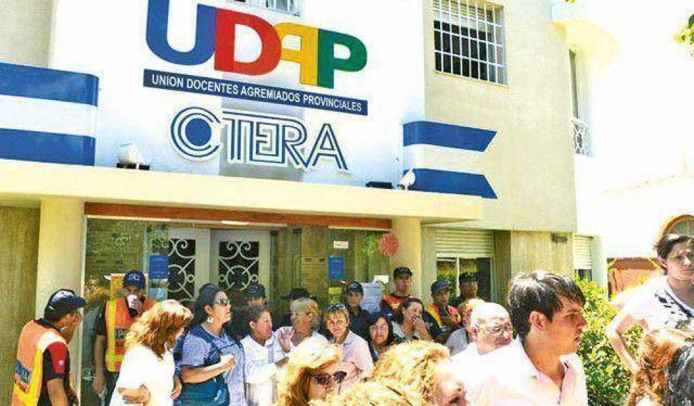 Arde la interna en UDAP por la suspensión de las elecciones