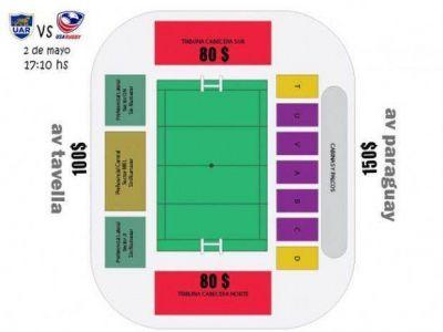 Ya están a la venta las entradas para ver a Los Pumas en el Martearena