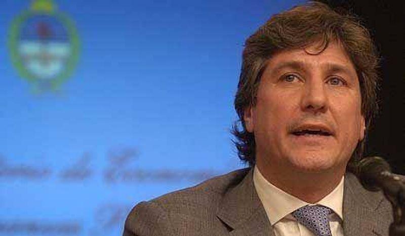 El ministro de Econom�a inicia la agenda de consultas por el INDEC