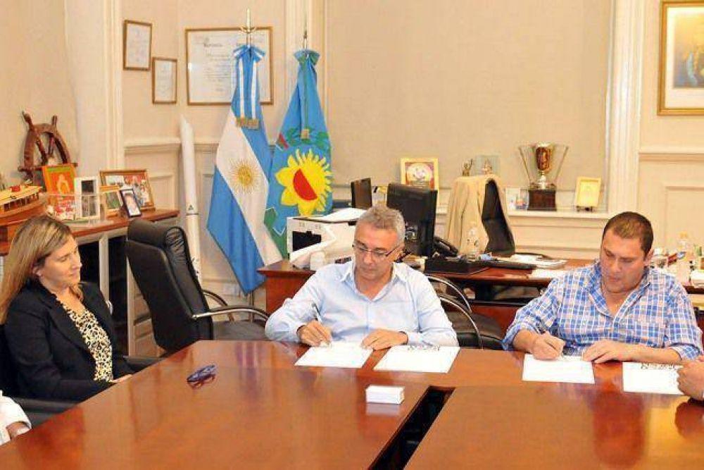 Acuerdo paritario del 37% para los municipales de Tigre