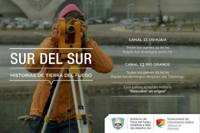 """""""Descubrir un Origen"""": Una excavación en busca de la Tierra del Fuego de otro siglo"""