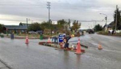 Avanzan las obras que mejorarán el tránsito en la ciudad