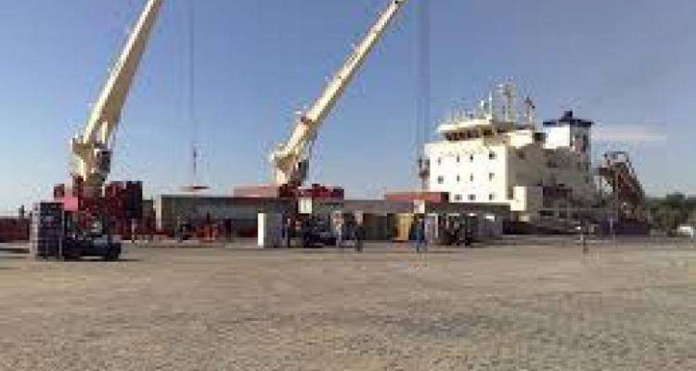 Britos y Monfasani llevan a la cámara el pedido de dragado para el puerto