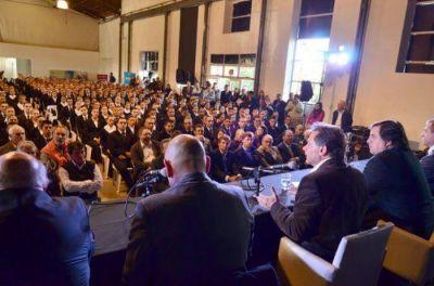 Pulti dio inicio al primer ciclo de conferencias de la Escuela de Seguridad Municipal