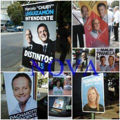 En La Plata, crece el pulso de las candidaturas y la campaña ganó la calle