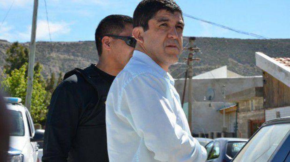 Bustos aseguró que no existen disputas territoriales ni guerra de narcotraficantes