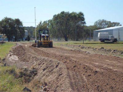 Abren dos calles y levantan ocho nuevas plantas en el Parque Industrial de Tandil