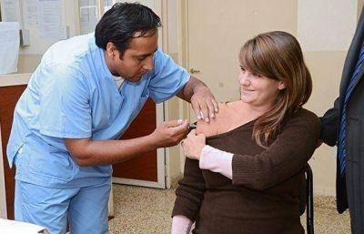 Hoy se lanzará oficialmente la vacunación antigripal en la provincia