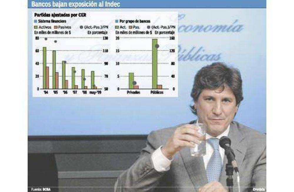 El canje de Boudou promete ser otro negocio redondo para los bancos