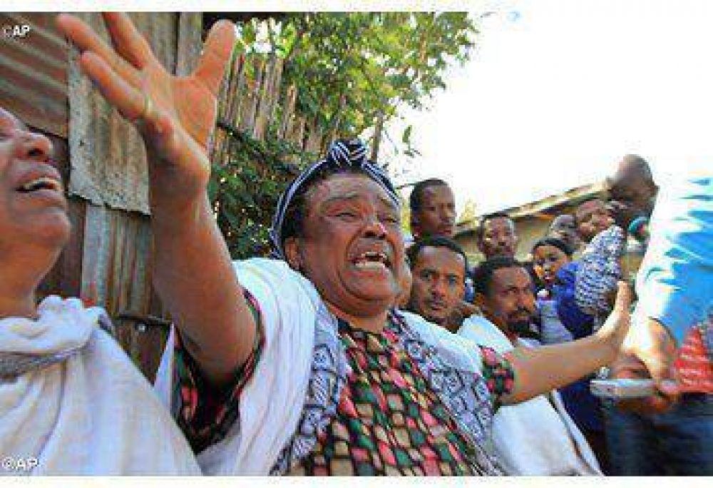 Consternación y dolor del Papa Francisco por el asesinato de cristianos etíopes en Libia