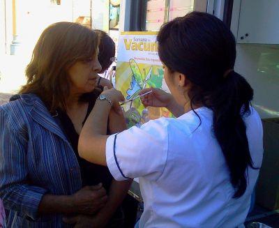 El s�bado comenzar� en Catamarca la Semana de Concientizaci�n de la Vacunaci�n