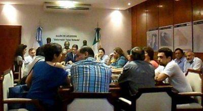 Gobierno y Federación Sitech retomaron el diálogo