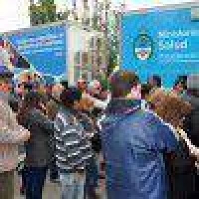 El Centro Articulador de Políticas Sanitarias comenzó con la campaña de Vacunación Nacional Antigripal