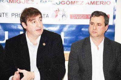 """""""No defiendo políticas de Luciani, trabajo para los vecinos"""""""