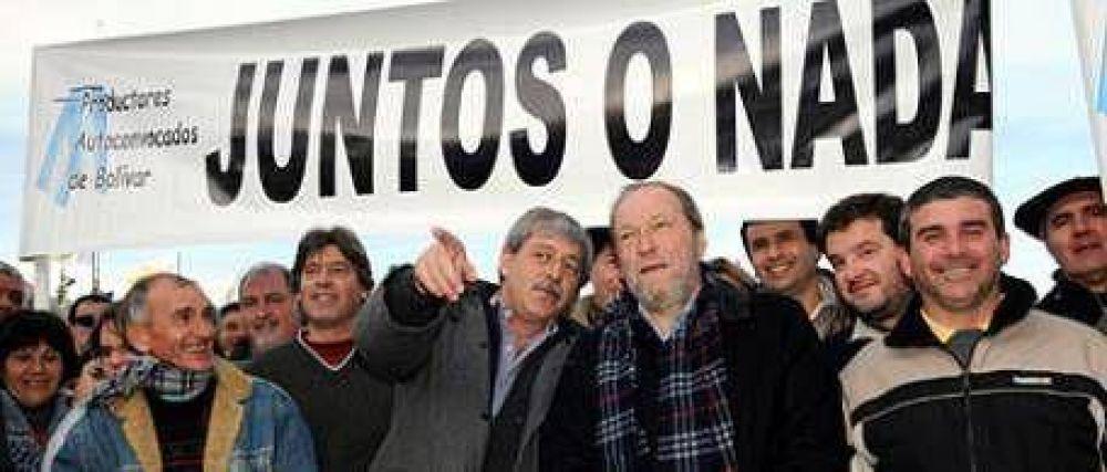 Duras críticas de Biolcati al Gobierno y a Scioli