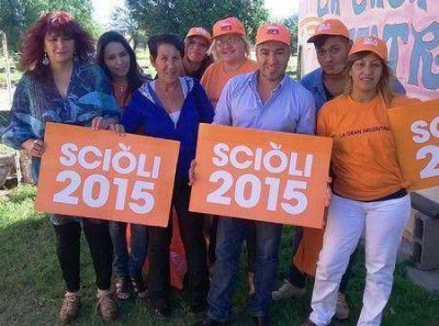 Ola Naranja presentó sus precandidatos para La Punta