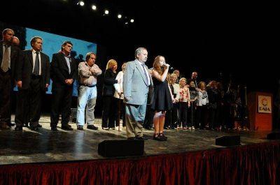 Se realizó el Acto Central por el Día del Holocausto