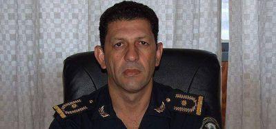 Cambio de autoridades policiales en Lanús