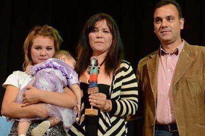 Un premio a la lucha: Vanesa García es la Personalidad del Año