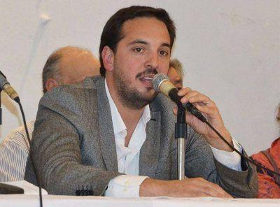 "Di Nápoli: ""el gobernador Jorge es la persona para transformar esta Santa Rosa destruida"""