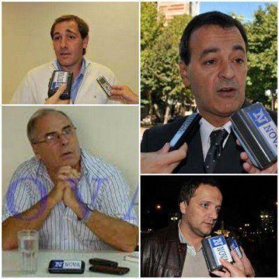 ¿Cambian las reglas en PRO-UCR-CC?: Pacharotti con FE, Garro con Panella y Pérez Irigoyen con Pena