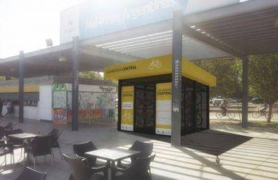En mayo Neuqu�n tendr� su primera terminal de bicicletas