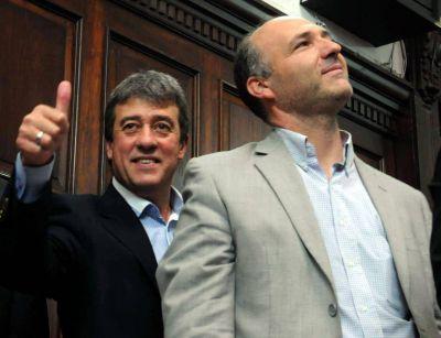 Bermejo y Carmona acordaron desinflar tensiones en el FpV
