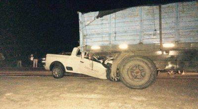 Murió una mujer en un trágico accidente en Tunuyán
