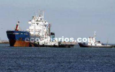 Puerto: los primeros tres meses con caída en las exportaciones