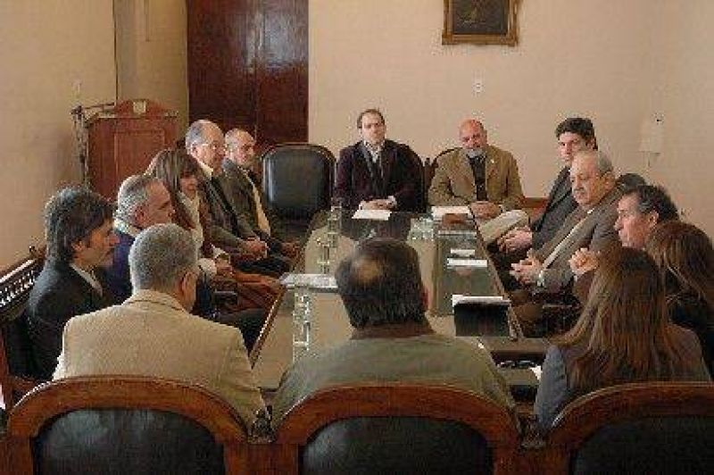 Brizuela recibió pedidos del sector productivo