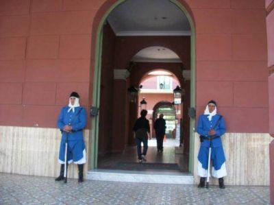 El CCB invita a presenciar el cambio de guardia de los Patricios Santiagueños