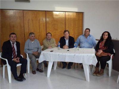 El Frente Amplio Progresista presentó la candidatura de Margarita Stolbizer en Bolívar