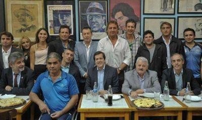 Los precandidatos a jefe de Gobierno porteño cerraron campañas con actividades relajadas