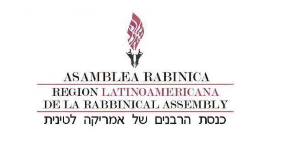 Asamblea Rabínica Latinoamericana apoyó a la DAIA de los