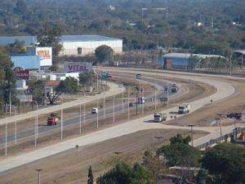 Autovía Avellaneda: Vialidad Provincial apela a la responsabilidad de los conductores y detalló las obras
