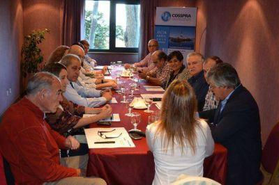 Se desarrolla en Ushuaia la Asamblea General Ordinaria del COSSPRA