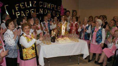 Papel nonos festejó su 14º cumpleaños